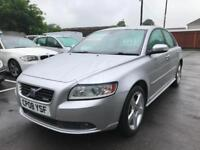 Volvo S40 2.0D 2008MY R-Design Sport ***Immaculate condition