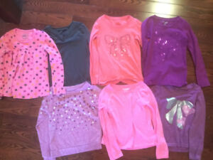 Girls clothes size 6-7