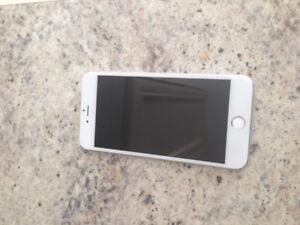iPhone 6 Plus 64 GB Silver Colour-Unlocked -Mint Condition