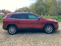 2015 Jeep Cherokee 2.0 CRD [170] Limited 5dr Auto ESTATE Diesel Automatic
