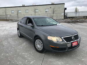 2007 Volkswagen Passat, Automatic,Leather, 3/Ywarranty available