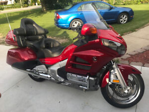 2016 Honda Gold Wing 3,000KM