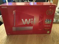Wii 25th anniversary Super Mario console
