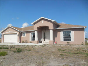 Cape Coral Florida USA Home for sale