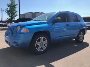 2008 Jeep Compass 4WD 4dr Sport