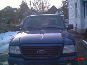 2009 Ford Ranger EXCAB Pickup Truck