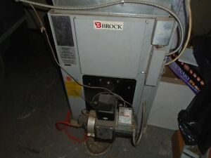oil furnace and wood stove combo Cornwall Ontario image 2