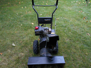 "SNOW BLOWER MURRAY 5HP 22""CUT (REPAIR OR PARTS) London Ontario image 2"