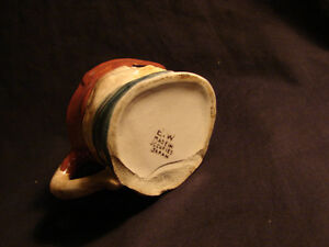 Vintage Miniature Toby Mug Made In Occupied Japan WWII Belleville Belleville Area image 4