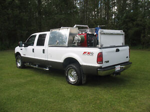 2003 Ford F-350 Welding Rig