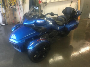 Can-Am Spyder F3 SE6 limited 2018