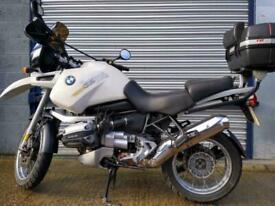 BMW R1100GS 1994 85k years MOT HPI Clear Givi Box R 1100 GS 1150 1200