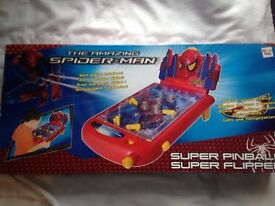 Spider-Man Super Pinball