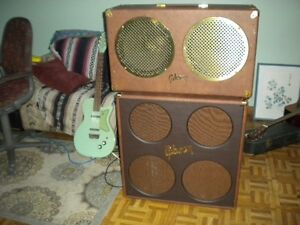 Goldtone Amp and Cab. was owned by Joe Perry!