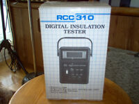 Digtal Insulation Tester / never used