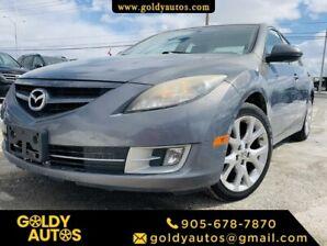 2010 Mazda Mazda6 Sunroof | Leather Seats | 5 Passengers | 2 Set of