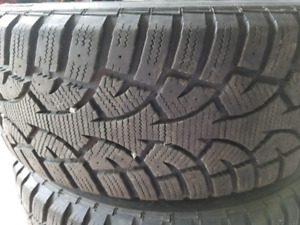 Great winter tire with  rims 225/55/R17
