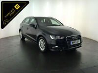 2013 AUDI A3 SE TDI DIESEL 1 OWNER FROM NEW AUDI SERVICE HISTORY FINANCE PX