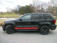 2008 Jeep Grand Cherokee SRT-8 VUS