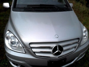 2009 Mercedes B200 (J02661) Parts Available
