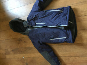 Boys 10 to 12 winter coat