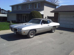1970 GTO Convertible