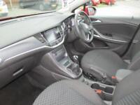 2017 Vauxhall Astra 1.4 Tech Line Nav 5dr 5 door Hatchback