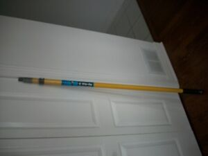 Extension Pole for roller painting