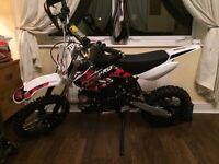 Pitbike dirtbike motocross 125cc