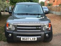 2007 Land Rover Discovery 3 2.7 TD V6 HSE 5dr