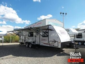 2014 COLEMAN TRAVEL TRAILER 249RBS