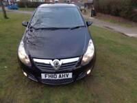 2010 Vauxhall Corsa (a/c) 1.2i 16v SXi [NEW MOT+FSH+AC+ALLOYS+AUX+WARRANTY]