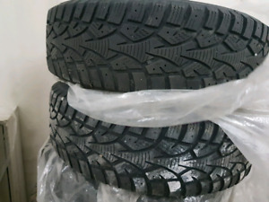 Snow Tires and Rims for Honda or Acura
