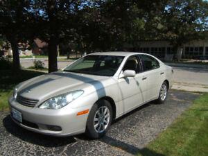 2003 Lexus ES Sedan