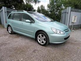 Peugeot 307 SW 2.0HDi 90 ( 5st ) ( dig a/c ) 2003MY SE