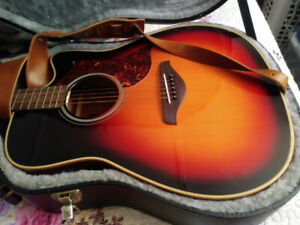 Excellent condition Yamaha A1M Acoustic/Electric guitar for sale