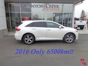 2016 Toyota Venza XLE V6 awd  Save $1000's from NEW