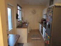 DOUBLE ROOM TO LET in 2 bed House/£350pm/deposit £150