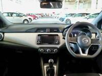 2018 Nissan Micra 0.9 IG-T Acenta 5dr Hatchback Petrol Manual