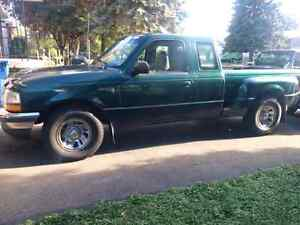 '98 Ford Ranger XLT supercab 3L very good condition
