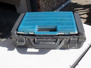 SHIMANO FLIPPING STICK AND TACKLE BOX OF BASS PLASTICS Windsor Region Ontario image 4