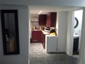 NEW FURNISHED BASEMENT CLOSE TO FOREST GLEN SHOPPING CENTRE. Kitchener / Waterloo Kitchener Area image 5