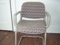 2 chairs rarely used