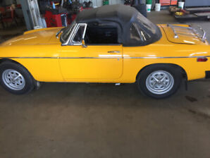 1978 MG Other sport Convertible