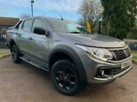 2018 Fiat Fullback 2.4 180hp Cross Double Cab Pick Up Double Cab Pick Up Diesel