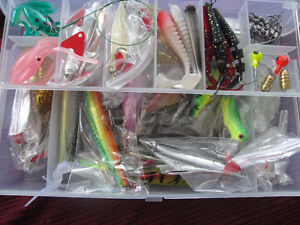 FISHING LURE/ ACCESSORIES BRAND NEW $45