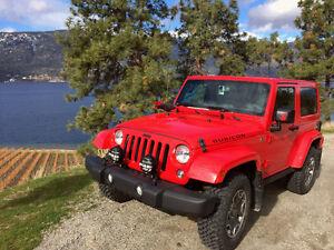 2015 Jeep Wrangler Rubicon SUV, Crossover