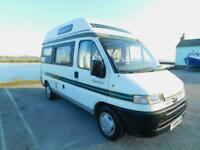 Auto-Sleeper Symphony 2.4 Diesel Engine 2 + 2 Berth Campervan for Sale