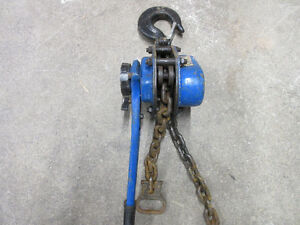 Bravo 3 Ton Come Along Lifter Puller - Tractel Kitchener / Waterloo Kitchener Area image 5