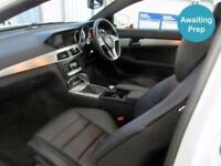 2013 MERCEDES BENZ C CLASS C250 CDI BlueEFFICIENCY AMG Sport 2dr Auto
